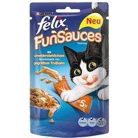 Felix FunSauces 5 x 15g - Beef