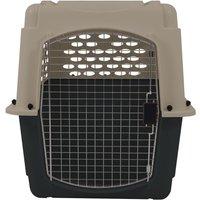 Vari Kennel Dog Crate - Beige - Size XL: 102 x 69 x 76 cm (L x W x H)