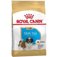 3x1,5kg Shih Tzu Puppy Chiot Royal Canin - Croquettes pour chien