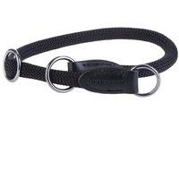 Collier de dressage Hunter Freestyle, noir pour chien - taille 60 : jusqu'à 60 cm, 1 cm de diamètre