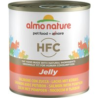 Almo Nature HFC 6 x 280g - Chicken & Salmon