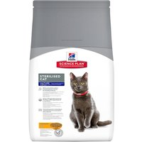 Hills Science Plan Mature 7+ Sterilised Cat - Chicken - Economy Pack: 2 x 3.5kg