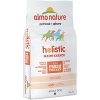 Almo Nature Holistic Dog Food - Medium Adult Chicken & Rice - Economy Pack: 2 x 12kg