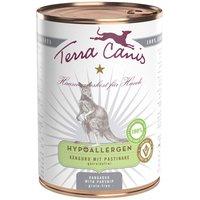 Terra Canis Hypoallergenic Saver Pack 12 x 400g - Kangaroo