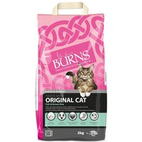 Burns Original Cat - Fish & Brown Rice - 5kg