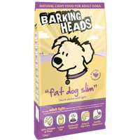 Barking Heads Fat Dog Slim Rice & Chicken - 6kg