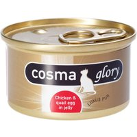 Cosma Glory in Jelly Saver Pack 24 x 85g - Mixed Saver Pack