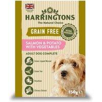 Harringtons Complete Adult Dog - Salmon & Potato - Saver Pack: 21 x 150g