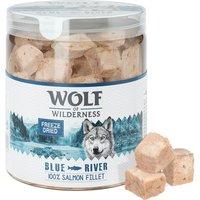 Wolf of Wilderness Friandises lyophilisées premium - Saumon (70 g)