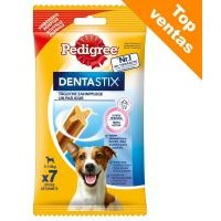 Pedigree Dentastix cuidado dental diario - Perros medianos (100 + 12 gratis)
