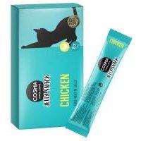 Cosma Jelly 8 x 14 g snacks para gatos - Mezcla de 3 variedades