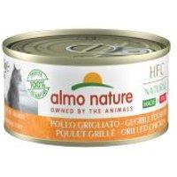 Almo Nature HFC Natural Made in Italy 6 x 70g - Filete de atún rojo