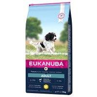 Eukanuba Active Adult razas medianas con pollo - 15 kg - Megapack