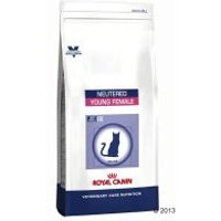 Royal Canin Neutered Young Female - Vet Care Nutrition - 2 x 10 kg - Pack Ahorro