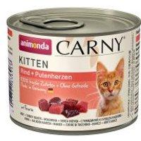 Animonda Carny Kitten 6 x 200 g - Vacuno, ternera y pollo