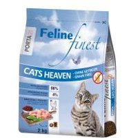 2 kg / 10 kg Porta 21 Katzenfutter zum Sonderpreis! - Feline Finest Adult Cat (2 kg)