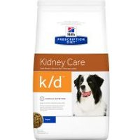 Hill's k/d Prescription Diet Kidney Care pienso para perros - 2 kg