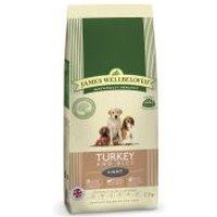 James Wellbeloved Light Pavo y arroz - 2 x 12,5 kg - Pack Ahorro