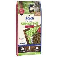 Bosch Sensitive con cordero y arroz - 14 + 1 kg ¡gratis!