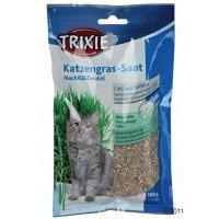 Hierba para gatos Trixie (3 x 100 g) - 1 set (3 unidades)