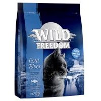 Wild Freedom Adult Cold River con salmón - 3 x 2 kg - Pack Ahorro