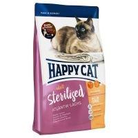 Happy Cat Adult Sterilised con salmón del Atlántico - 2 x 10 kg - Pack Ahorro