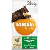 IAMS for Vitality Adult con pollo fresco - 10 kg