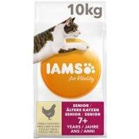 IAMS for Vitality Senior con pollo fresco - 2 x 10 kg - Pack Ahorro