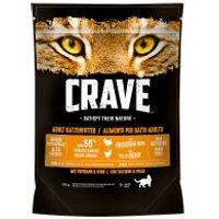 Crave Katzenfutter Trocken Adult mit Truthahn & Huhn - 750 g