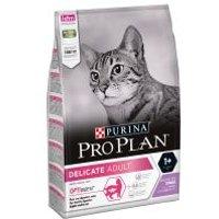 Purina Pro Plan Delicate Adult rico en pavo para gatos - 3 kg