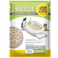 Arena para el sistema Purina Tidy Cats Breeze - 6 x 1,59 kg - Pack Ahorro (para 6 meses)