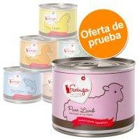 Feringa Pure Meat Menu - Pack de prueba mixto - 6 x 200 g: 6 variedades