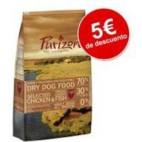 Purizon 12 kg pienso para perros ¡con 5€ de descuento! - Adult con cordero y salmón