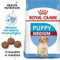 Royal Canin Puppy Medium  - 2 x 15 kg - Pack Ahorro