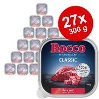 Rocco Classic en tarrinas 27 x 300 g - Pack Ahorro - Pollo
