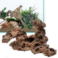 Savannenholz - medium: 4 Stück, 10 - 40 cm, ca. 3.5 kg