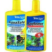Kit d'entretien de l'eau pour aquarium Tetra - 500 mL + 500 mL