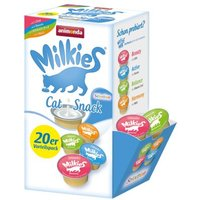 Animonda Milkies Mixpaket - Mix II Variety: 20 x 15 g