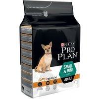 Pro Plan Adult Small & Mini OptiHealth - Chicken - 3kg