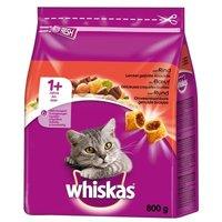 Whiskas 1+ Rind - 800 g