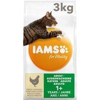 IAMS for Vitality Ausgewachsene Katzen Huhn - 10 kg