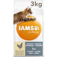 IAMS for Vitality Cat Adult Indoor Huhn - 10 kg