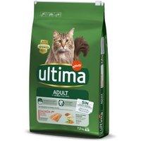 Ultima Cat Adult Lachs - 7,5 kg