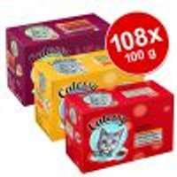 Jumbo pack! Catessy Bocconcini 108 x 100 g 12 gusti assortiti