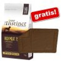 True Instinct Dog + Letto True Instinct gratis! 12 kg High Meat Medium/Maxi Pollo allevato a terra
