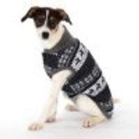 Maglioncino per cani Norvegese - Tg. M: 30 cm lungh. dorso