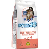 Forza 10 Maintenance Light with Tuna & Rice - Economy Pack: 2 x 15kg