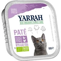 Yarrah Organic Wellness Pt 6 x 100g - Beef with Chicory