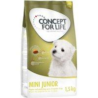 Concept for Life Mini Junior - 3kg