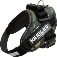 Julius K9 IDC Power Harness - Camouflage - Size 0